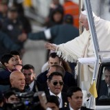 Pope Francis in Bolivia