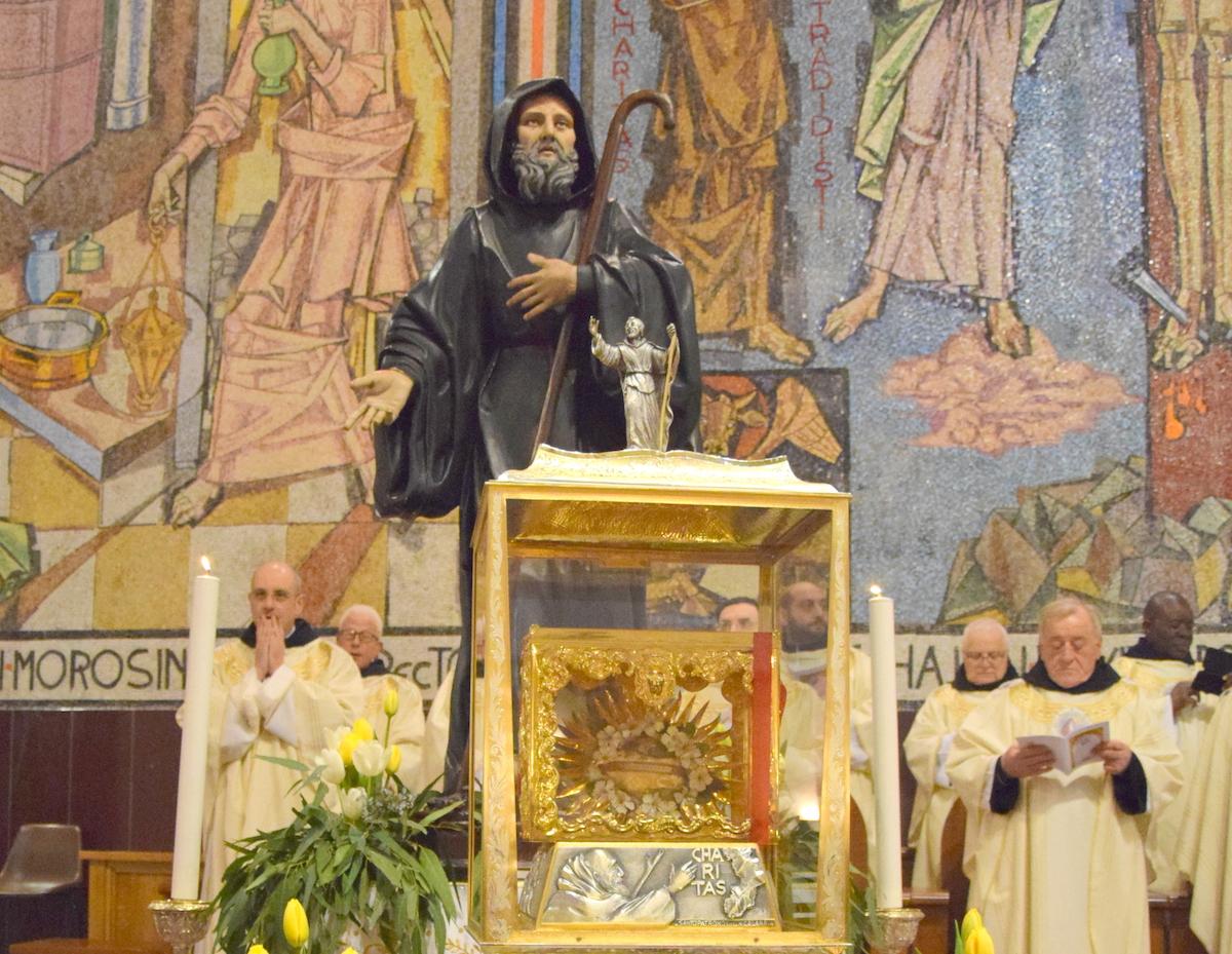Santuario di Paola - Celebrazione Eucaristica - Apertura V Centenario della Canonizzazione San Francesco di Paola