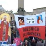 Santificazione dei due Papi Giovanni XXIII e Giovanni Paolo II