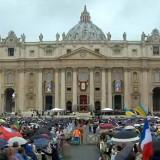 San Pietro Santificazione Giovanni XXIII e Giovanni Paolo II