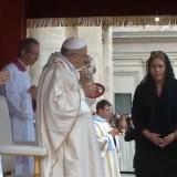 Reliquie dei Santi Giovanni XXIII e Giovanni Paolo II