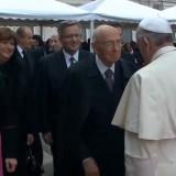 Santificazione dei due Papi Giovanni XXIII e Giovanni Paolo II in San Pietro