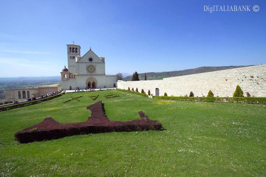 assisi cattedrale san rufino - fondazione paolo di tarso