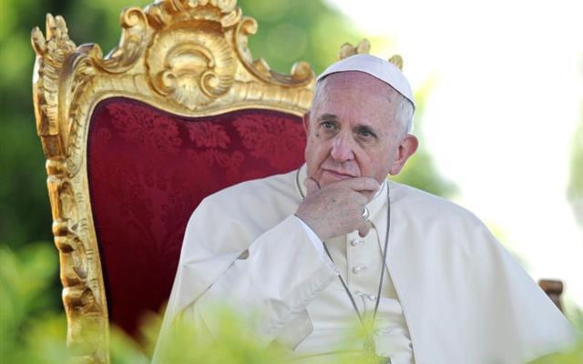 Papa Francesco Conferenza Italiana Superiori Maggiori