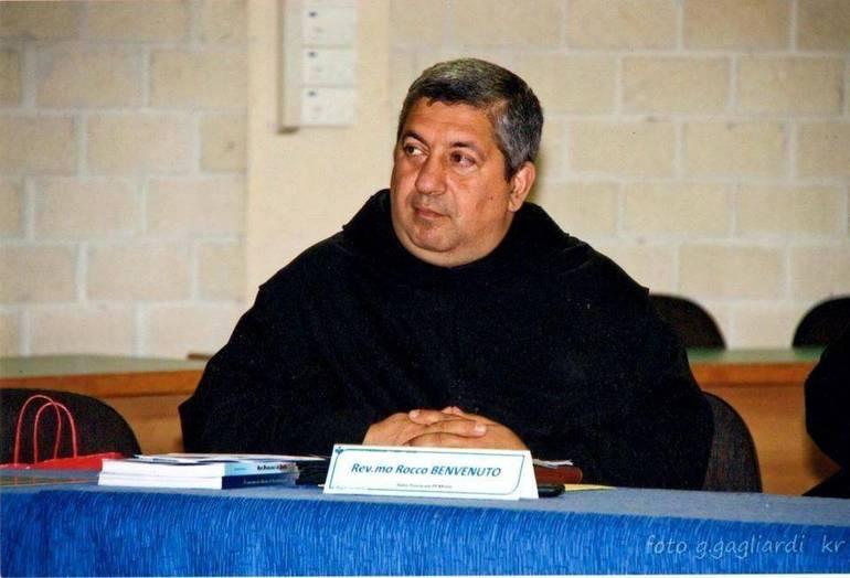 Padre Rocco Benvenuto - Ordine dei Minimi
