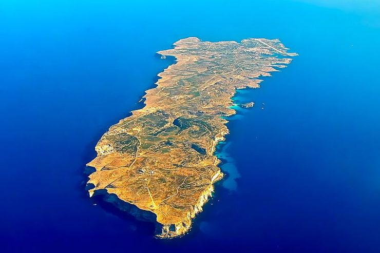 isola lampedusa