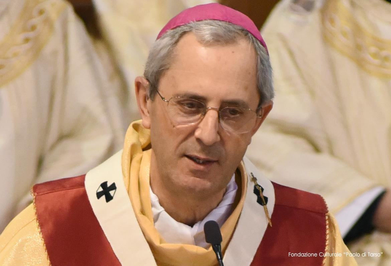 L'Arcivescovo di Cosenza - Bisignano S. E. Rev.ma Mons. Francesco Nolè