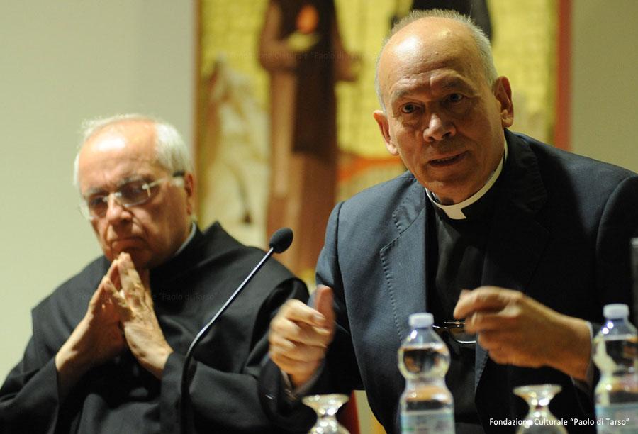 Padre Gregorio Colatorti e Mons. Pietro Amato