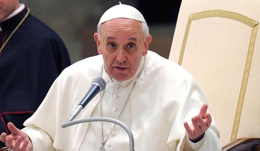 Papa-Francesco-Cibo-Acqua-Diritti Universali