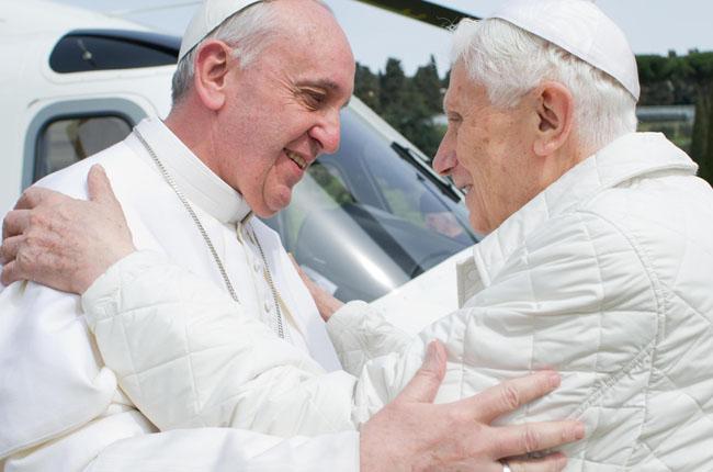 papa-francesco-papa-benedetto-XVI