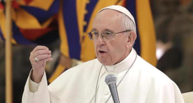 papa francesco diritto umano all'acqua