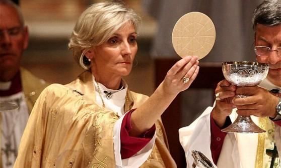 La prima Donna Vescovo