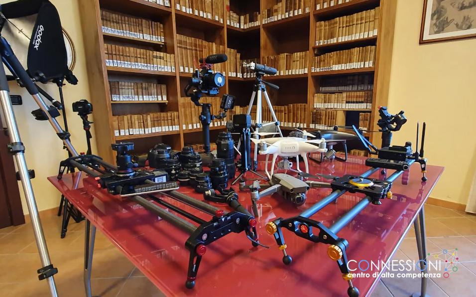 Centro di Alta Competenza Connessioni - Biblioteca Nazionale di Cosenza