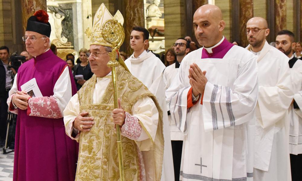 angelo de donatis, cardinale, vaticano, basilica san marco