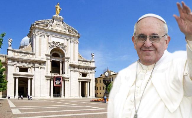 assisi-basilica-di-santa-maria-degli-angeli-papa-francesco