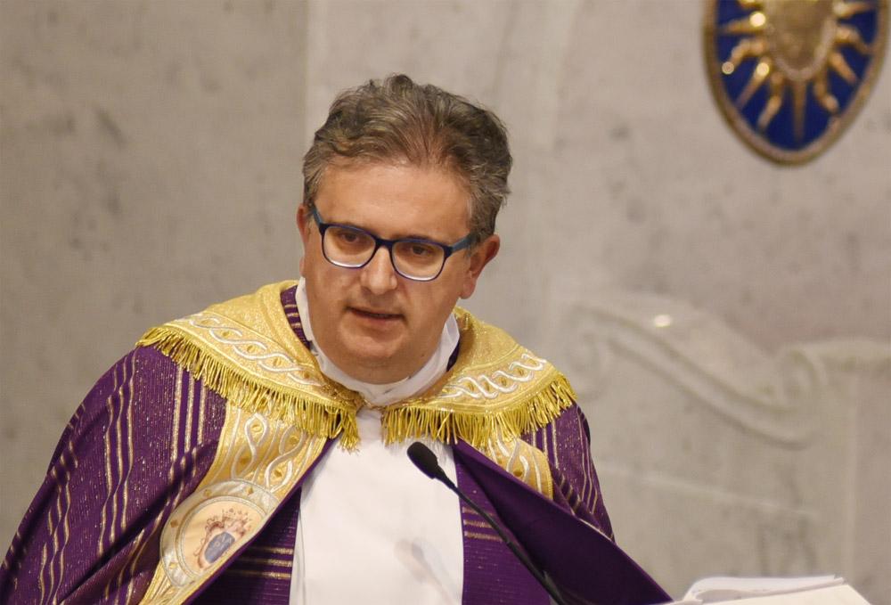 Don Ennio Stamile Referente di Libera Calabria