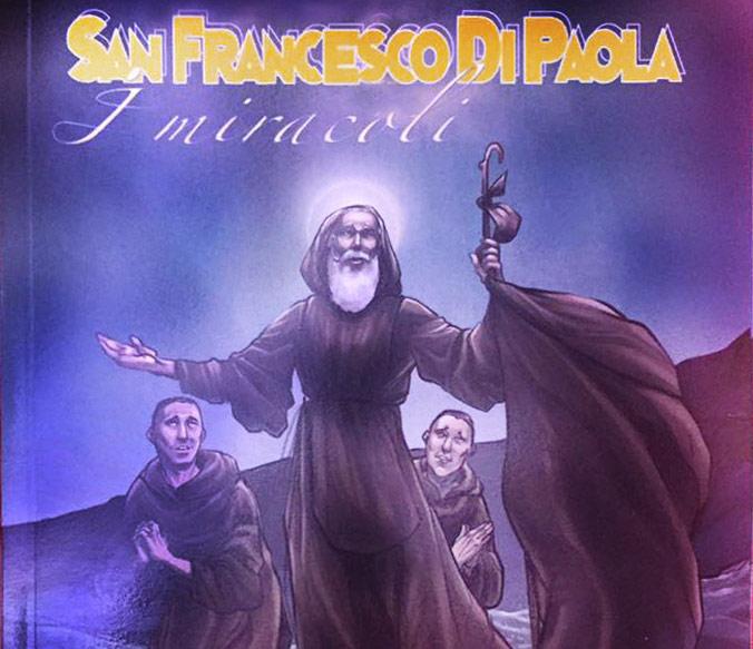 San Francesco di Paola Fumetti