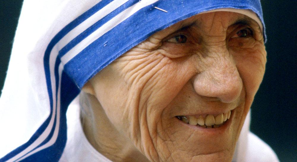 Madre Teresa di Calcutta Santa