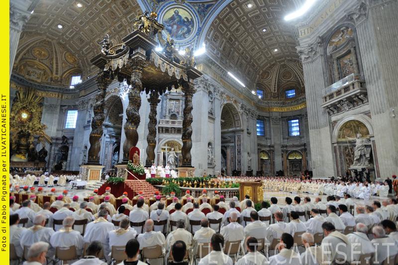 Messa Crismale - Basilica San Pietro
