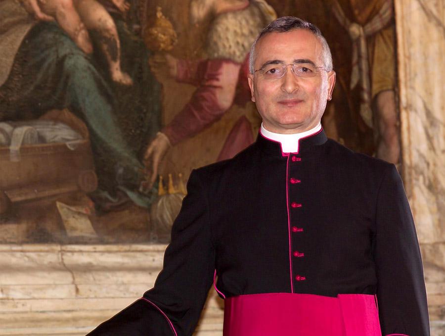 Mons. Renzo Giuliano IRCCS
