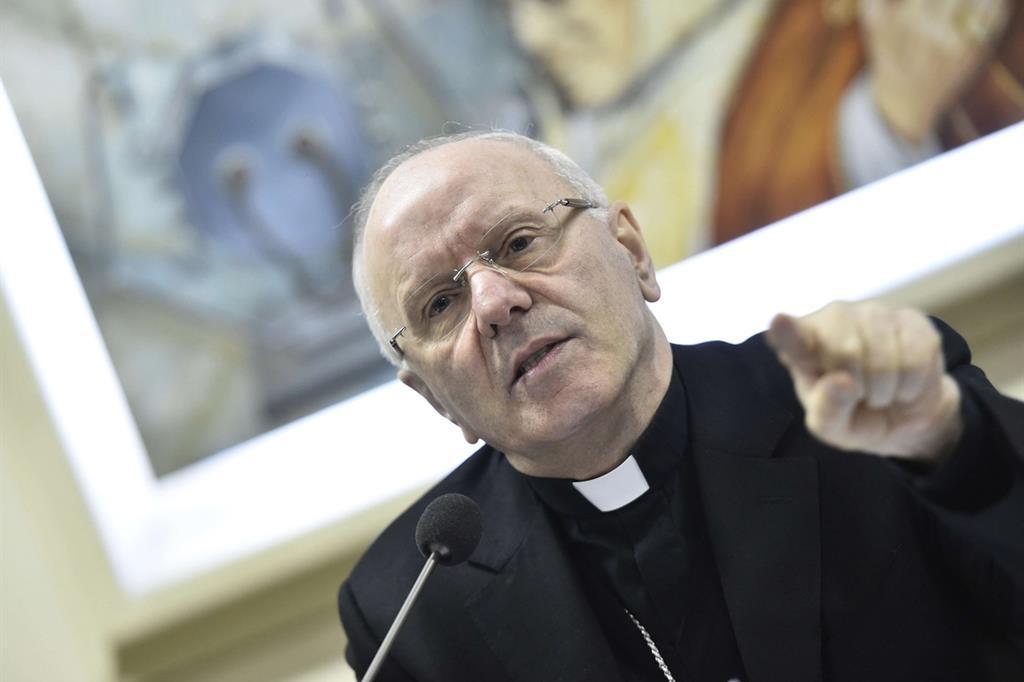 Nunzio Galantino, segretario generale della Cei (Siciliani)