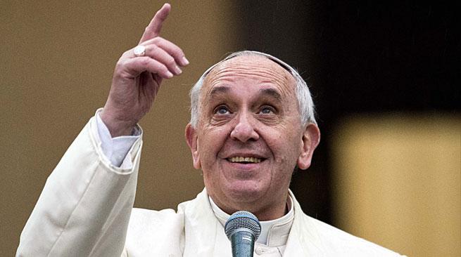 Papa Bergoglio-vaticano-Gesù-fede