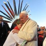 Pope Francisco visits Bolivia