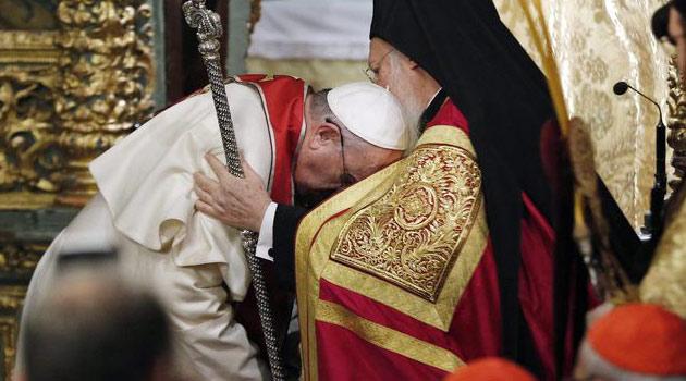 papa-francesco-patriarca-bartolomeo-turchia