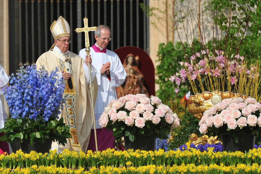 vaticano pasqua foto fabio pignata