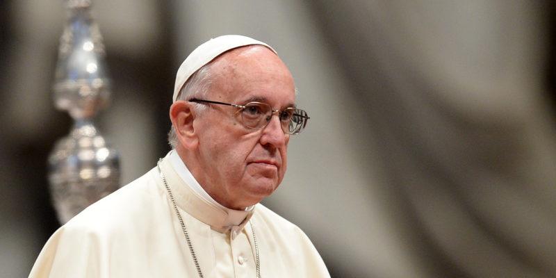 Papa Francesco: troppo cemento nelle città