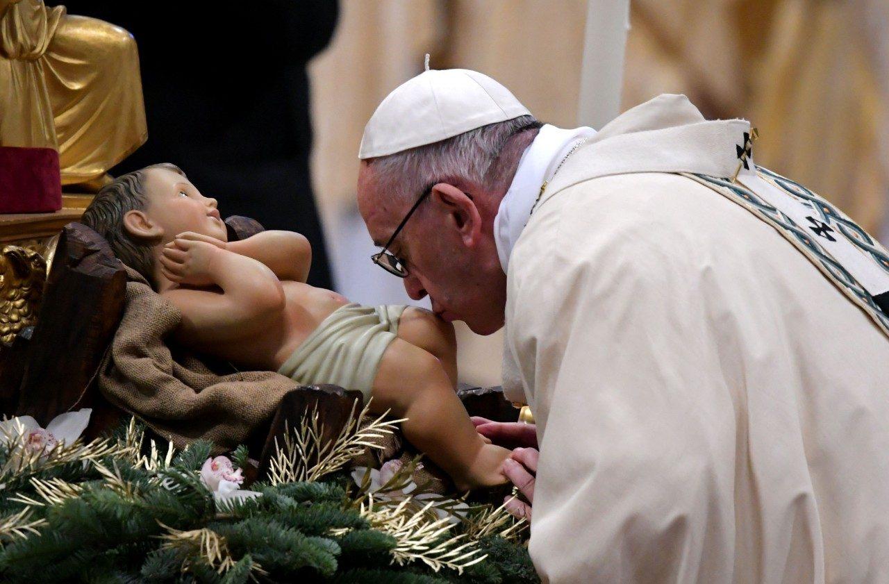 messa solennità epifania papa francesco