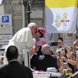 Papa Francesco in Calabria