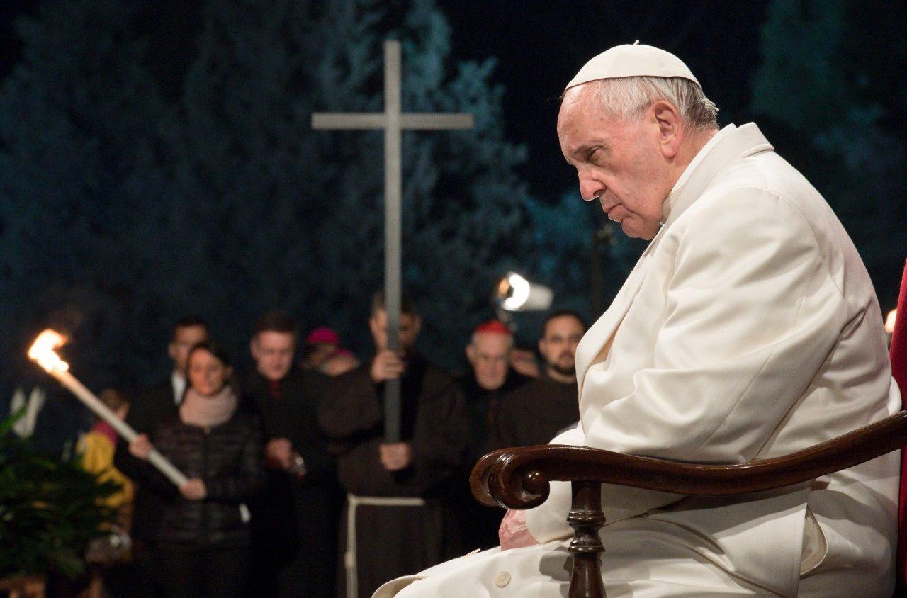 Papa Francesco - Via Crucis