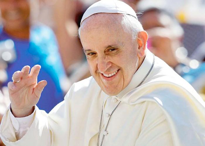 Papa Francesco in visita a Bologna