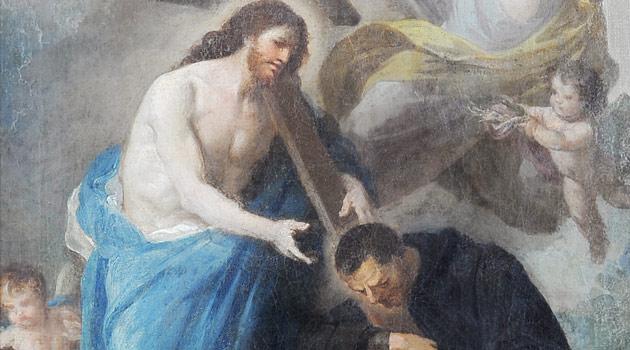 arte,pietro amato,san francesco di paola