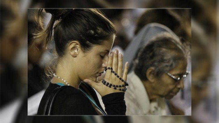 Oggi alle 12 tutti i cristiani in preghiera contro la pandemia
