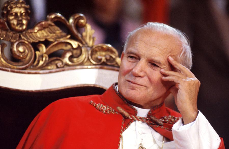 San Giovanni Paolo II - cosebza
