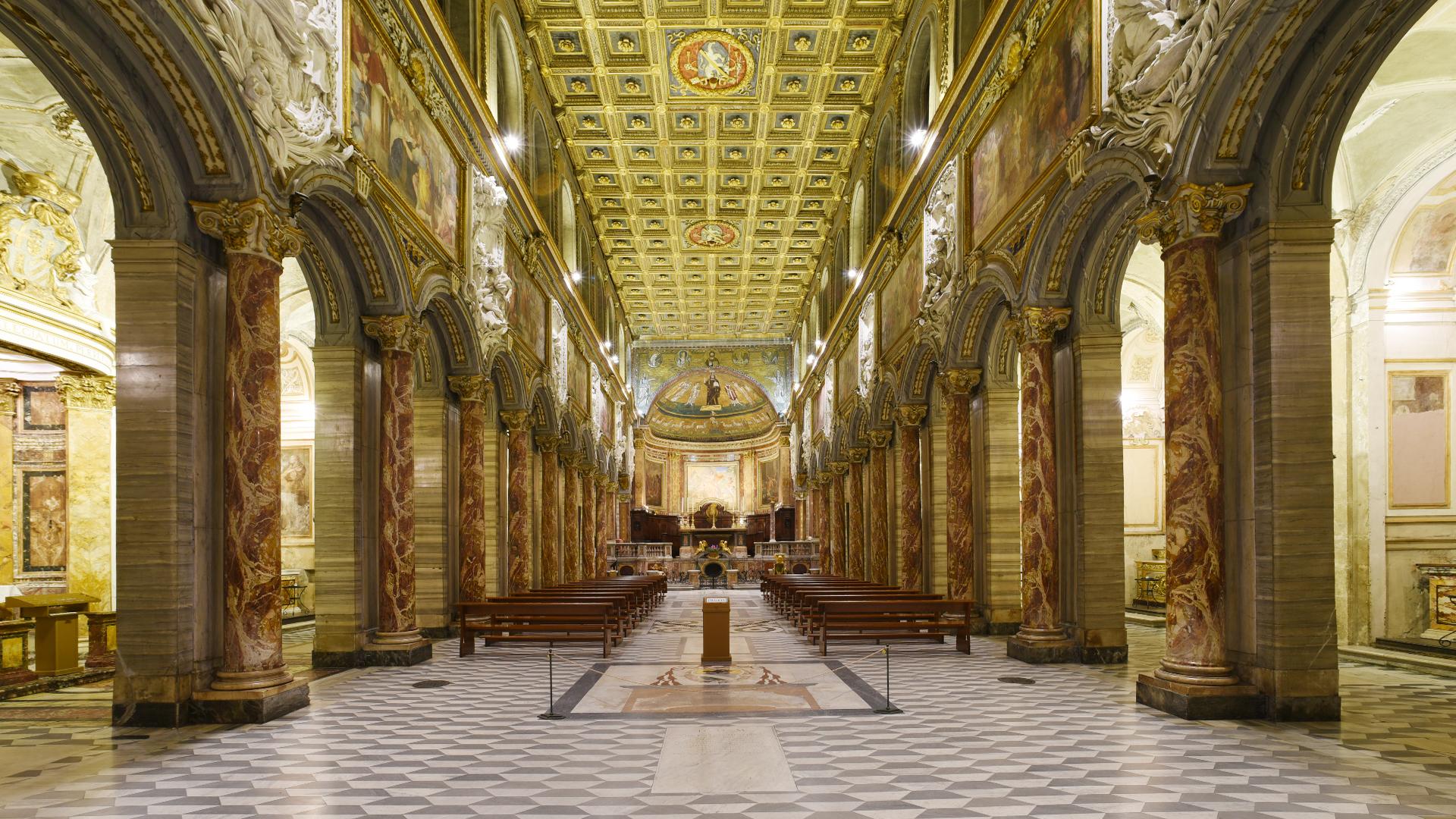 Basilica San Marco al Campidoglio - Roma