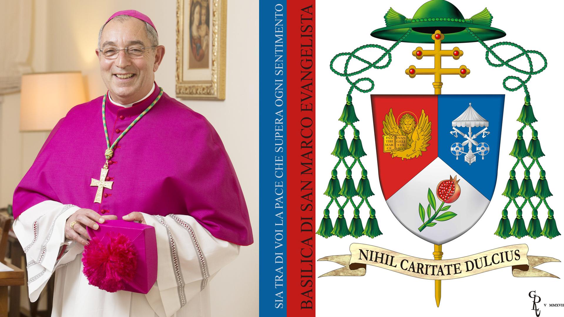 Cardinale Angelo De Donatis