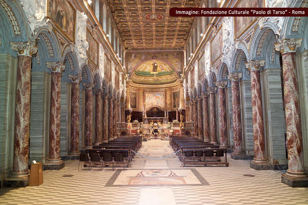 san-marco-evangelista-roma-fondazione-paolo-di-tarso